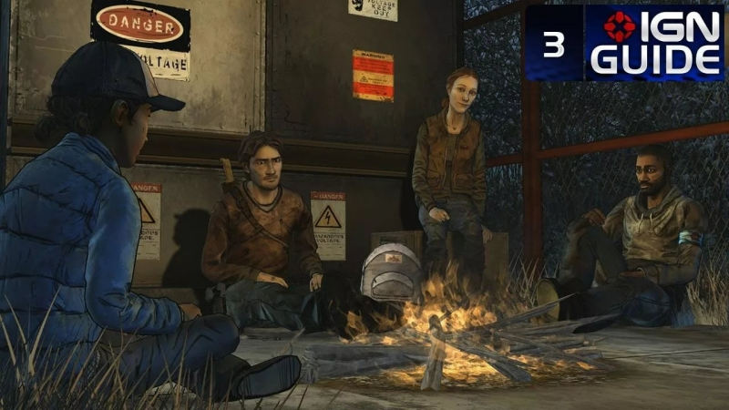 The Walking Dead Game Season 2 - That Time of Year