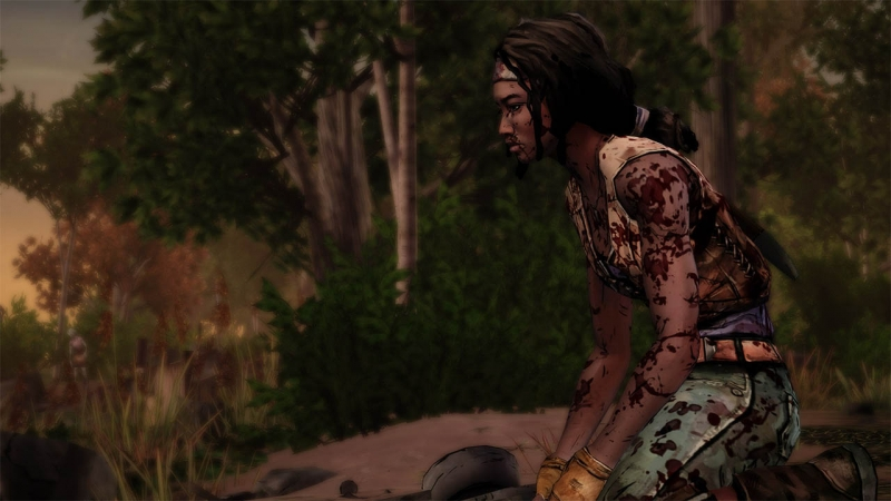 The Walking Dead Michonne Episode 2 - We All Have Our Demons