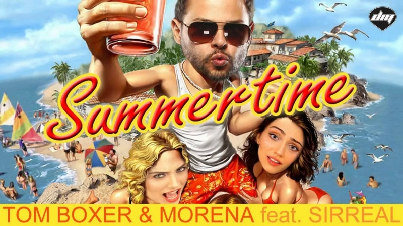 Tom Boxer & Morena feat. Sirreal vs Ivan Frost - Summertime Vadim Adamov & Angry Birds mush up
