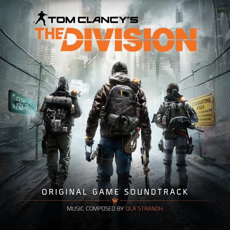 Tom Clancy's - The Division Ost Soundtrack - Без названия