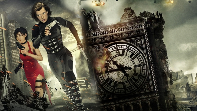 Resident Evil Retribution Streaming in Italiano Gratis