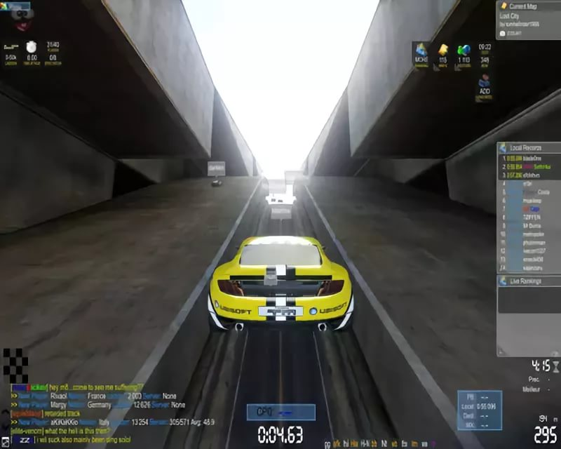 Trackmania 2 Canyon - Main Menu-2