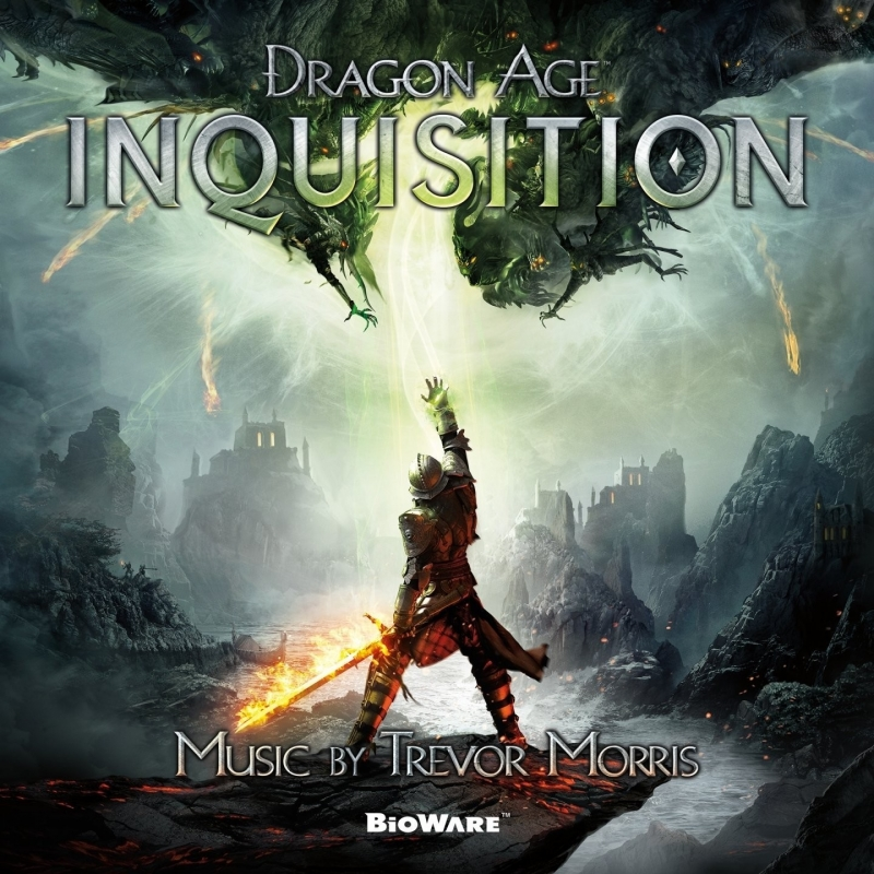 Trevor Morris - Dragon Age- Inquisition Soundtrack - The Inquisitor