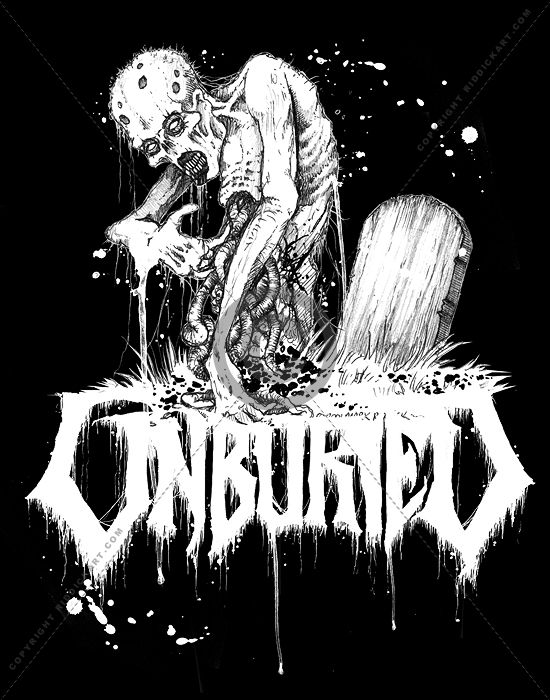 Unburied - Evil Lurks Within