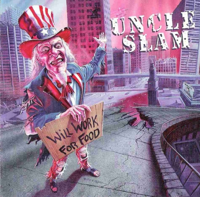 Uncle Slam - Left For Dead