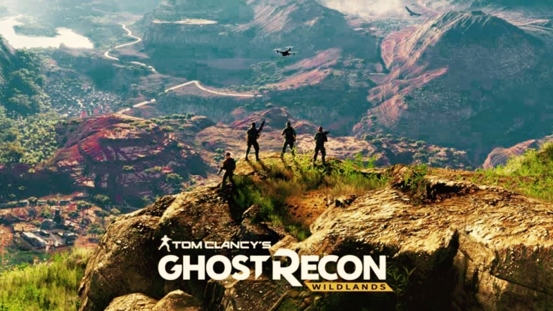 V.A. - Tom Clancy's Ghost Recon Wildlands Original Soundtrack Full EP GHHM