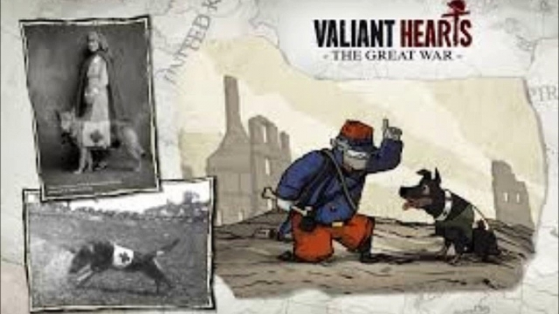 Valiant Hearts The Great War - Building Bright