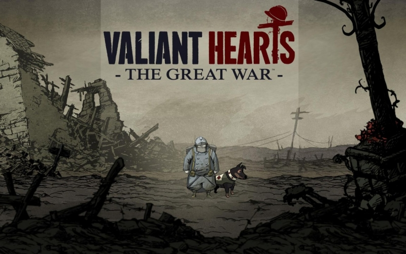 Valiant Hearts The Great War - Main Menu Theme Original