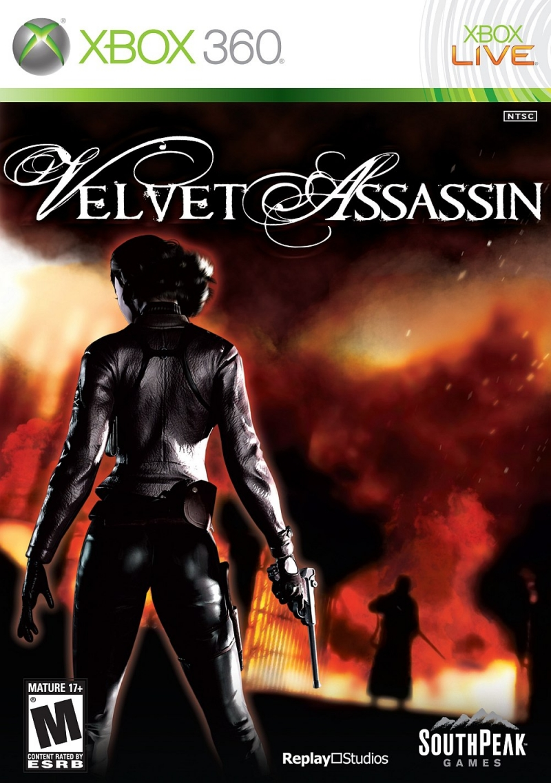 Velvet Assassin - Plattenspieler Hall