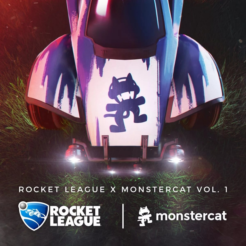 Vicetone - Apex OST Rocket League