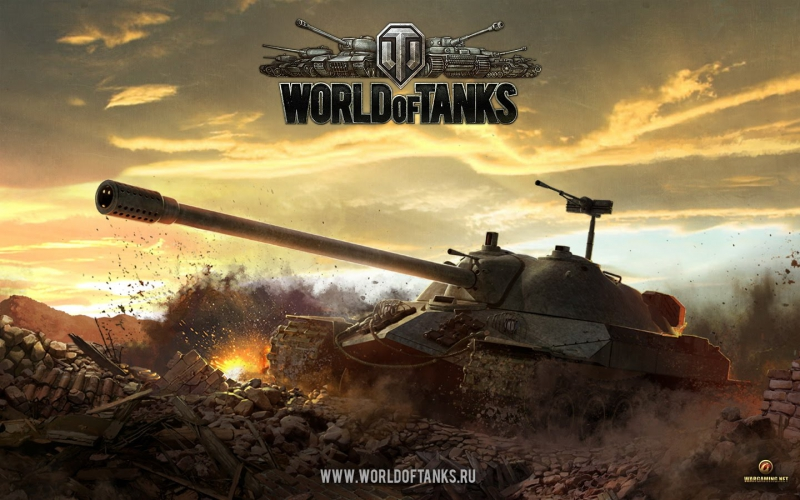 World of Tanks - Soundtrack 23