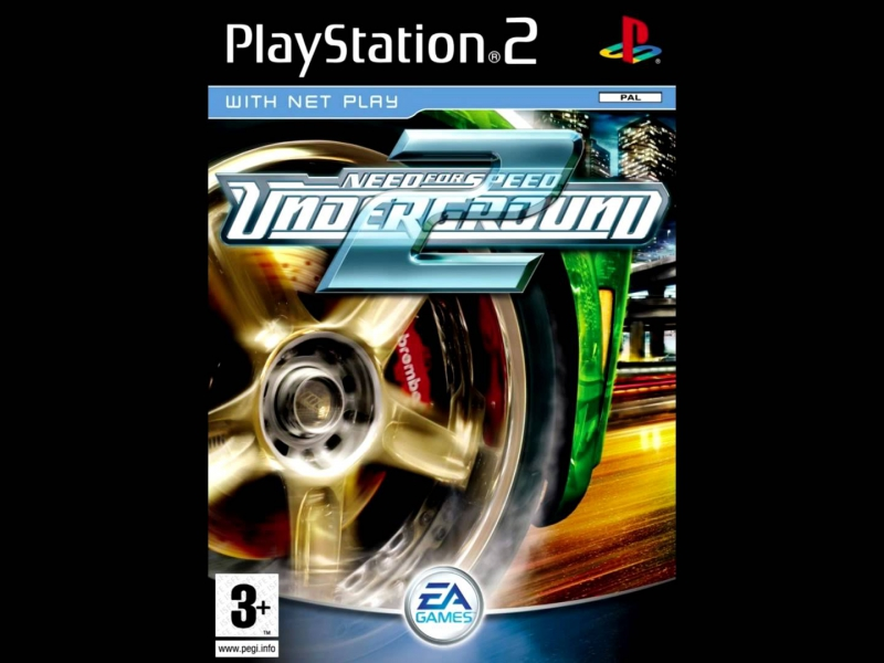 USA ― Xzibit - Lax ― OST Need For Speed Underground 2