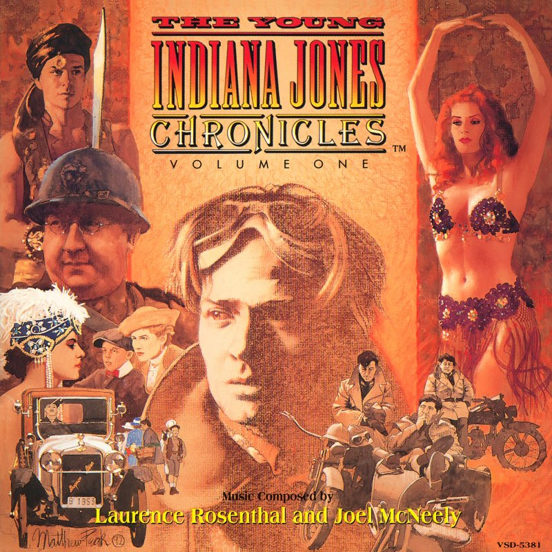 Young Indiana Jones Chronicles - Main Theme