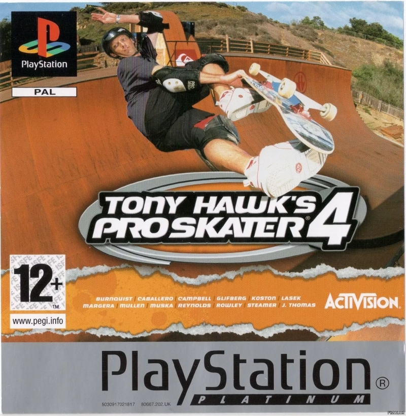 Zeke - Death Alley In To The Night[OST Tony Hawk's Pro Skater 4]