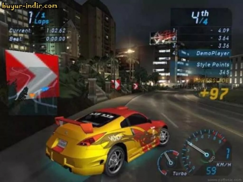 Звук_мотора-Nissan_350z Need for Speed Undercover - ۩۩ PlayStation 1 2 3 4 и PSP-их игры ۩۩ Группа playstation1_2_3